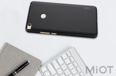 Чохол бампер Nillkin Frosted Shield Mi Max 2 Black