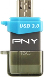 USB-Flash 3.0 PNY 16G PNY Duo-Link OU3