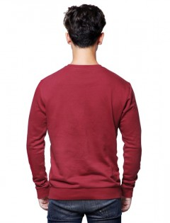 Реглан Mi Round neck sweater Red S 1163300014