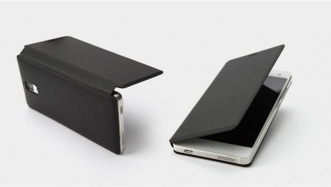 Чохол книжка Xiaomi Flip Leather Stand Protective Cover Case for Mi4 (Black) ORIGINAL