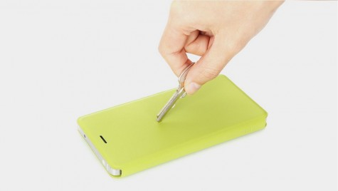 Чохол книжка Xiaomi Flip Leather Stand Protective Cover Case for Mi4 (Green) ORIGINAL