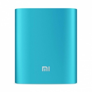 Універсальна батарея Xiaomi Power Bank 10400mAh (NDY-02-AD) Blue ORIGINAL