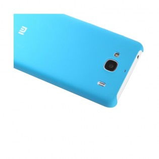 Чохол бампер до смартфонів Xiaomi Redmi 2 Blue