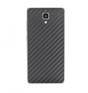 Вінілова наклейка обкладинка Original Back Cover For Xiaomi Mi4 (Carbon) ORIGINAL
