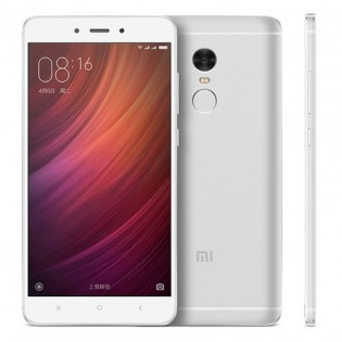 Смартфон Xiaomi Redmi Note 4 Silver 3/64 Gb