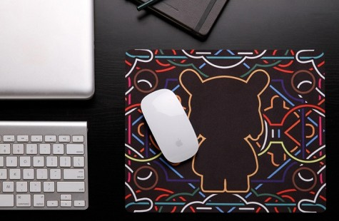 Килимок Xiaomi mouse pad Rabbit 1160900007