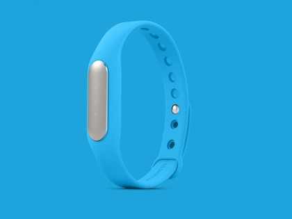 Фітнес браслет Mi Band Blue (Mi Fit) ORIGINAL