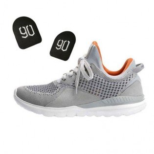 Кросівки Xiaomi 90 Points Smart Running Shoes IPCore Edition 40 Gray