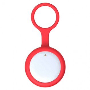 Xiaomi Smart Dog Button Tag Red
