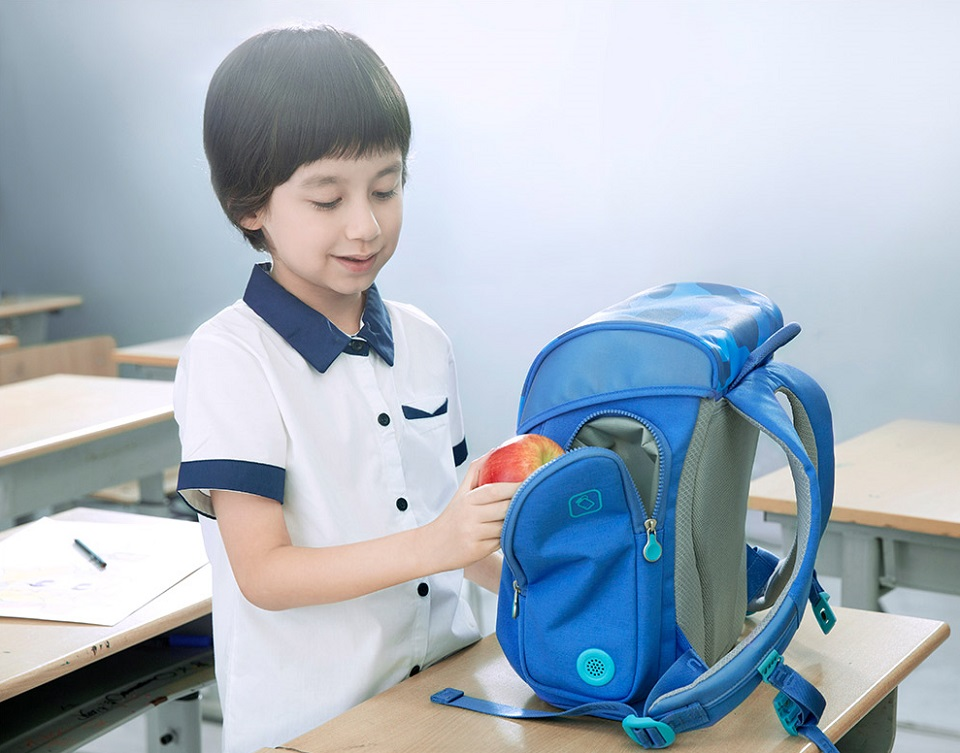 Рюкзак Mi Multi-functional children bag бічна кишеня