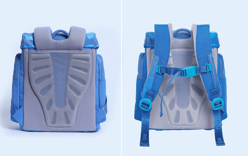 Рюкзак Mi Multi-functional children bag з двох сторін