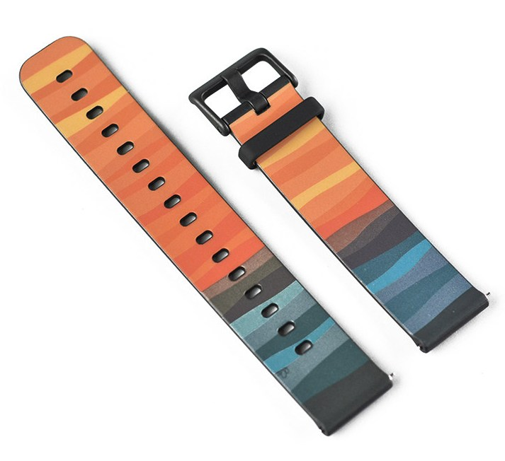 Amazfit-Bip-silicon-strap-Original-orange