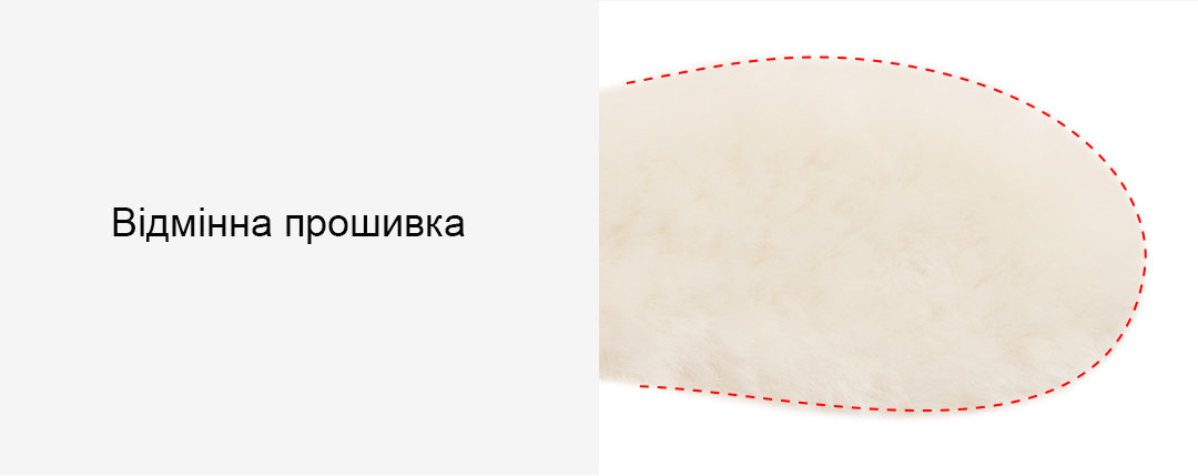 iaomi Core Step Wool Foot Pad  надійна устілка