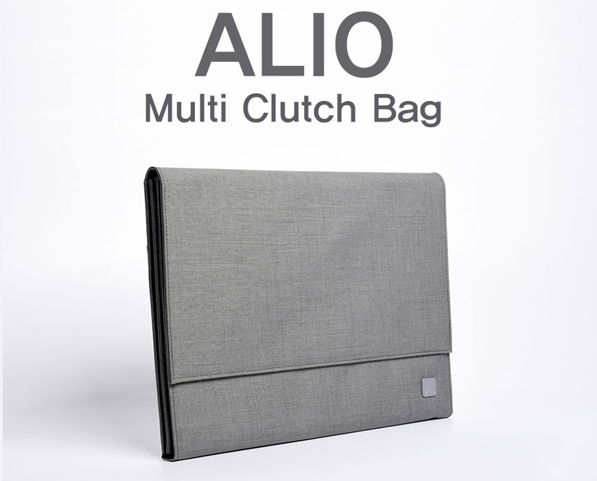 Чохол кишеня KACO Mi Notebook ALIO Premium Business Folder крупним планом
