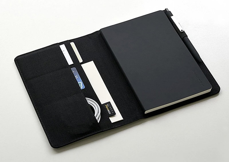 KACO-Noble-A5-Notebook-Collection-K1214-Black