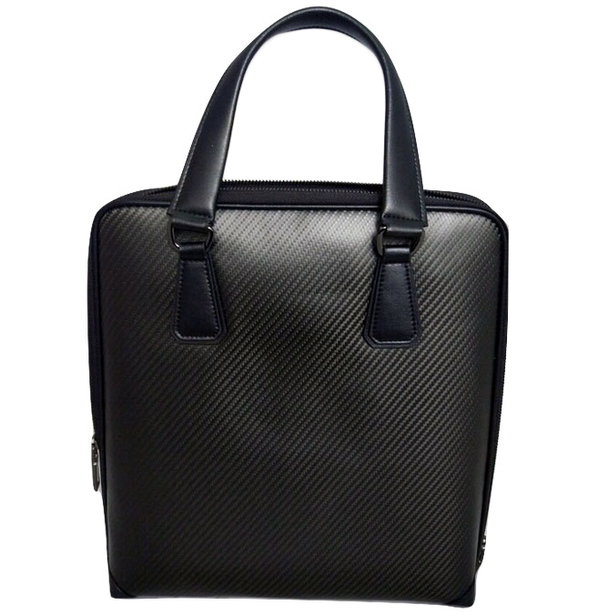 Портфель Karbonn fiber briefcase + leather 33 * 34 * 7.5 * 15CM (RDB-1) крупним планом