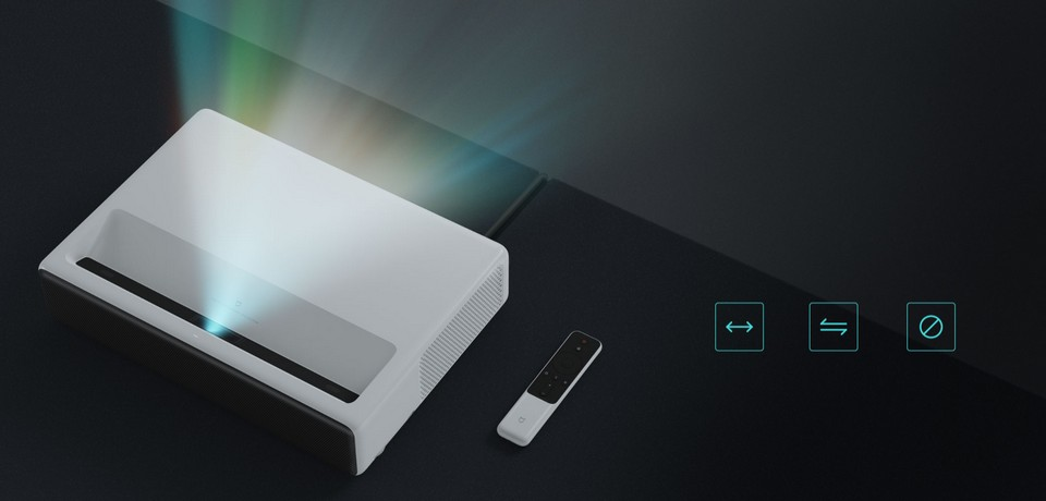 MiJia-Laser-Projection TV-08