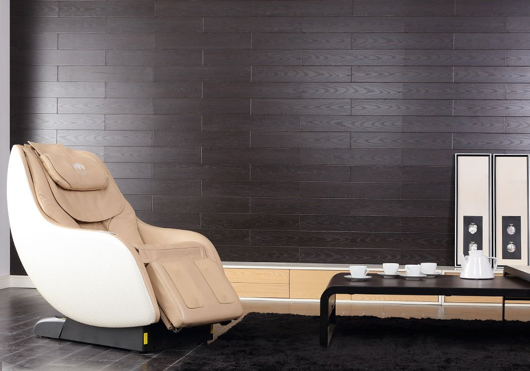 Momoda-Smar - Relaxing-Massage-Chair-Beige-Leather