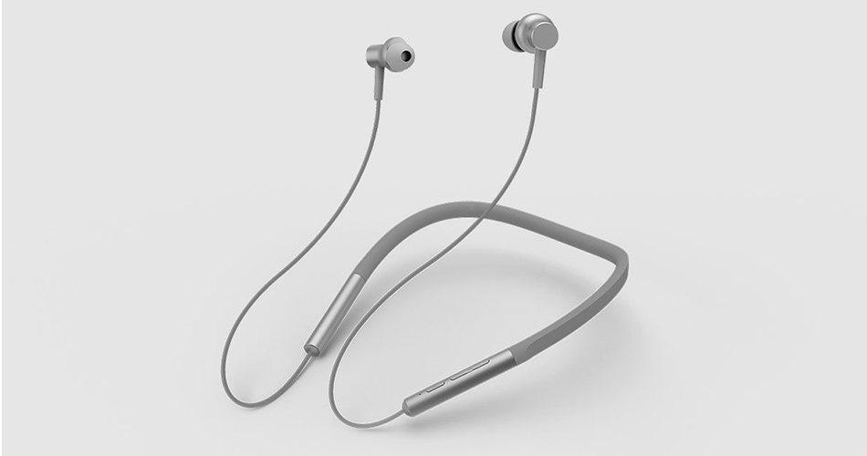 Mi Bluetooth Neckband Earphones  ергономічне