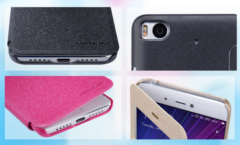 Nillkin Sparkle Leather XIAOMI 5S
