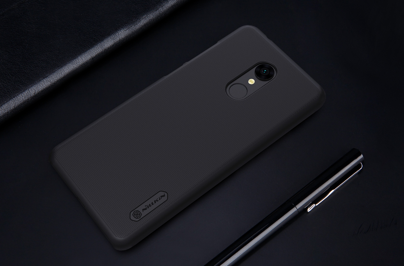 Nillkin-Xiaomi-Redmi-5-Plus-Super-Frosted-Shield-Black