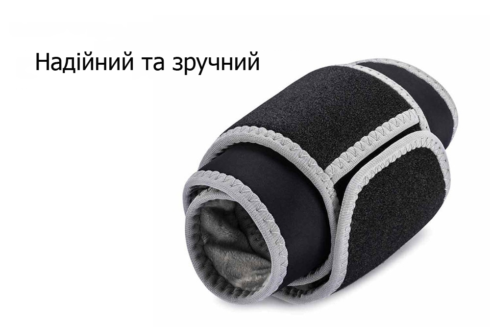 PMA A10 Graphene Heating Belt компактний