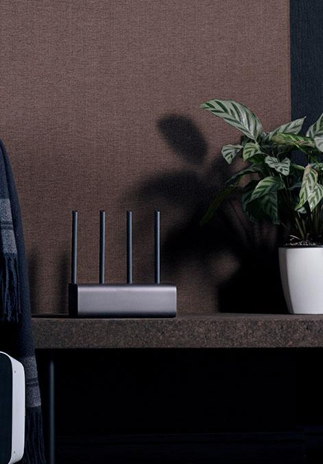 Mi router Pro красивий дизайн