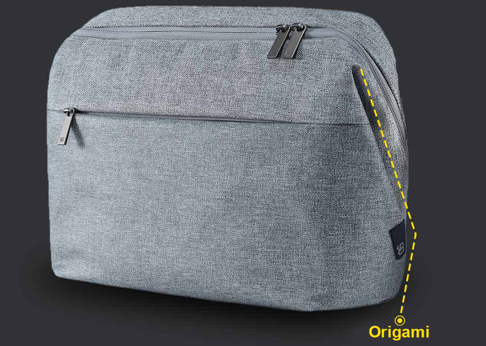 RunMi 90GOFUN Urban Simple Mail Bag особливості