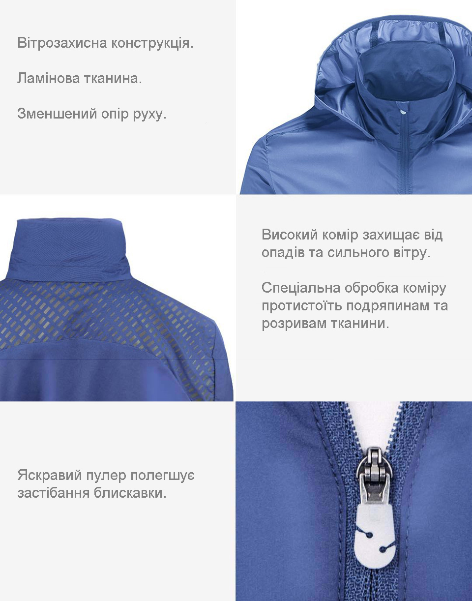 Куртка RunMi 90points Sport Jacket особливості