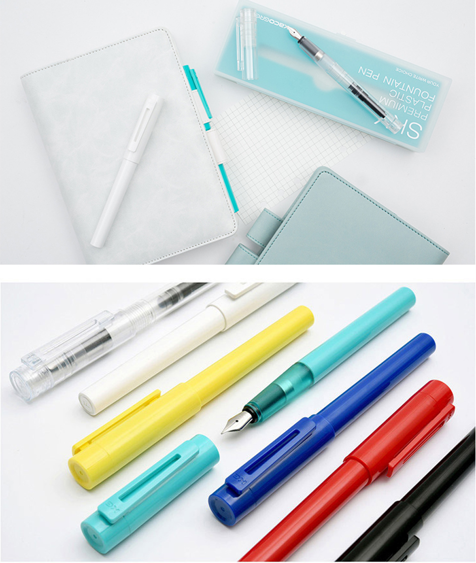 Перова ручка SKY Premium Plastic Fountain Pen особливості