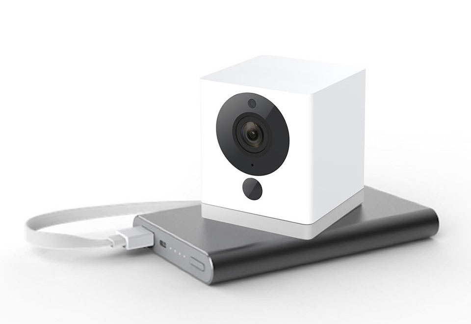 IP-камера Xiaomi MiJia Small Square Smart Camera для подорожі