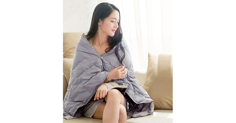 Ковдра Tonight Multi-Functional Portable Air-Conditioned Blanket 140x80