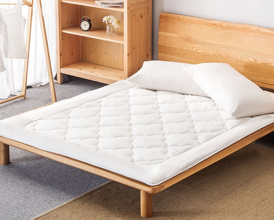 Матрац Tonight Australian Wool Mattress White 180x200 060405039 вид збоку