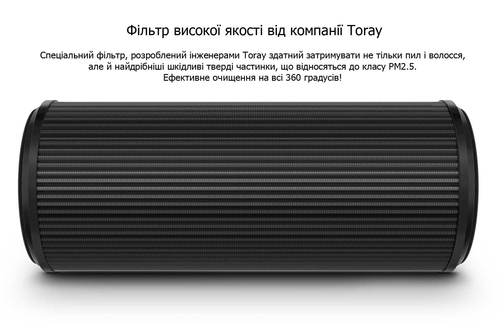Mi Car Air Purifier Black фильтр