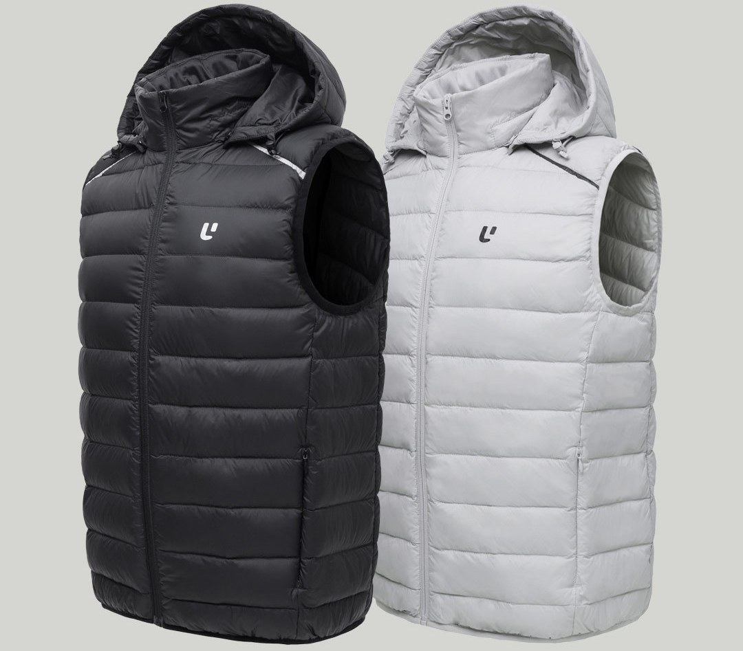 Uleemark-short sleeves-down jacket