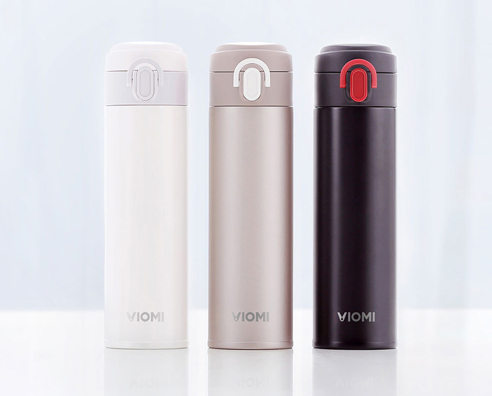 Термос Viomi Portable Thermos 300 ml в 3-х кольорах
