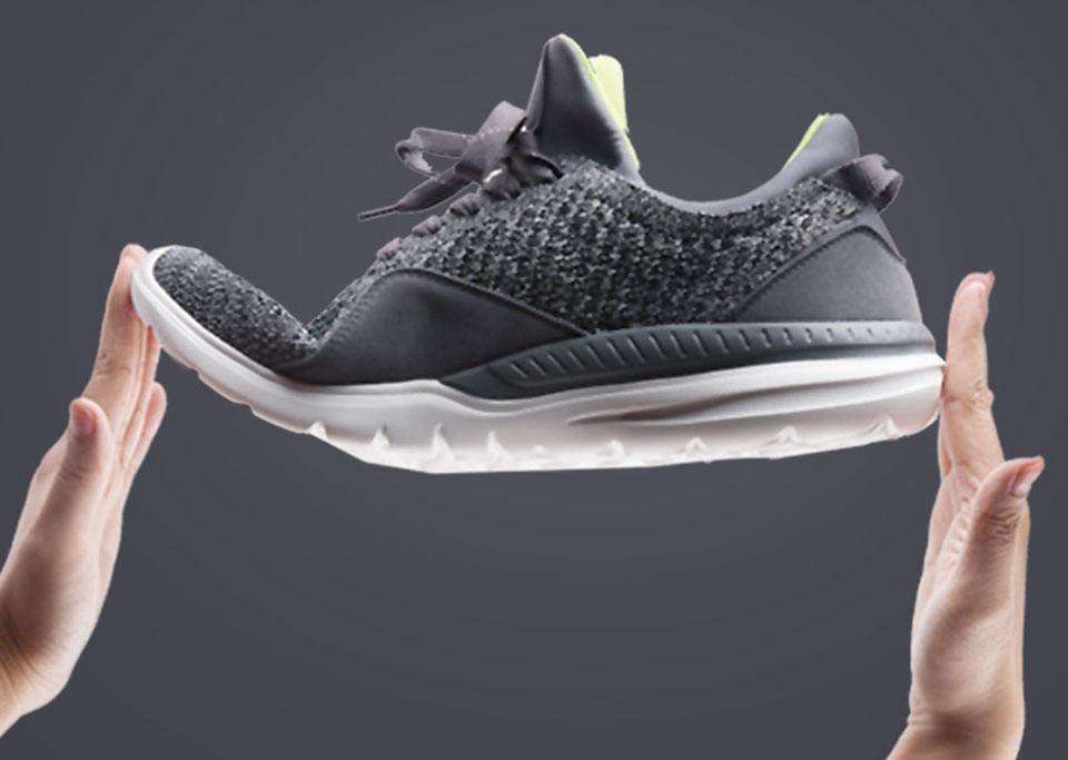 Кросівки Xiaomi Free tie sports shoes FTZNXB02YC гнучкий носок