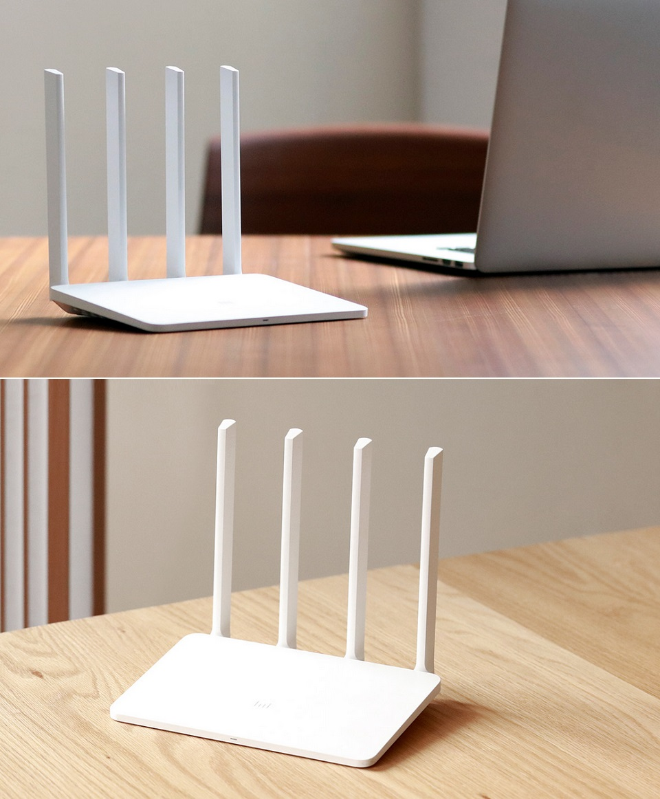 Xiaomi Mi Wi-Fi Router 3 International Version пам'ять