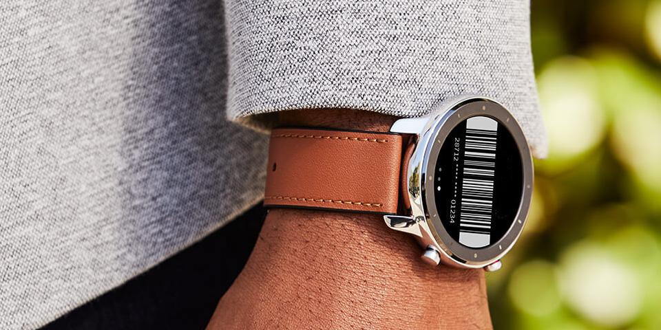 Розумний годинник Xiaomi Amazfit GTR 47mm Stainless steel NFC