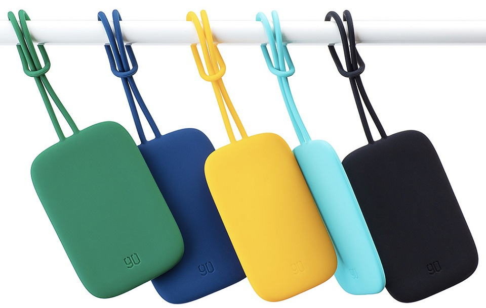 Бирка Bright Silicone Luggage tag набор бирок