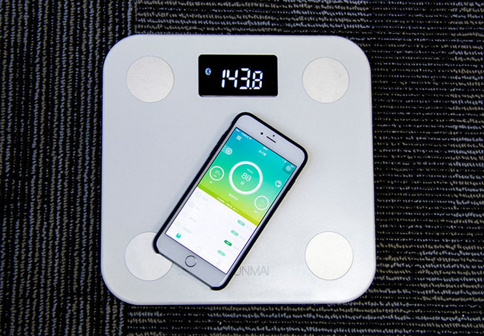 YUNMAI mini Smart Scale основний