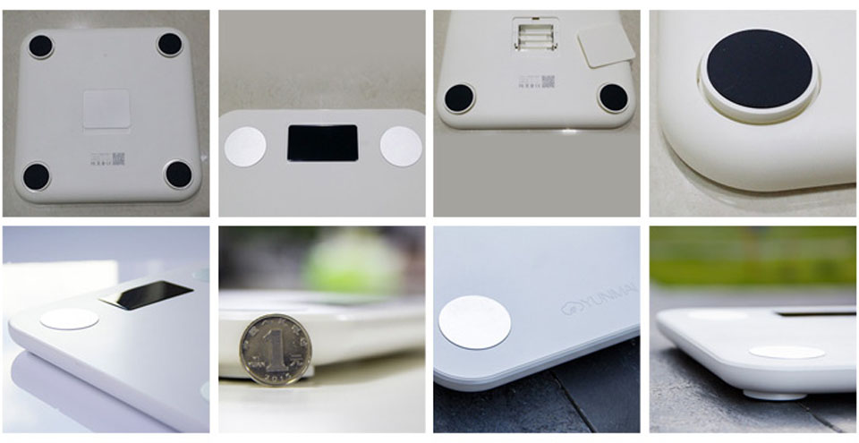 YUNMAI mini Smart Scale тип