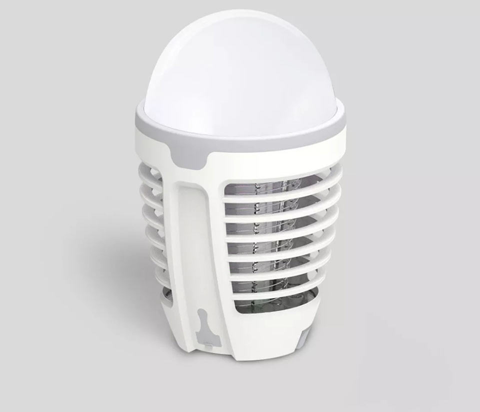Mi Pretty Portable Mosquito Killer White DYT-90 фумігатор