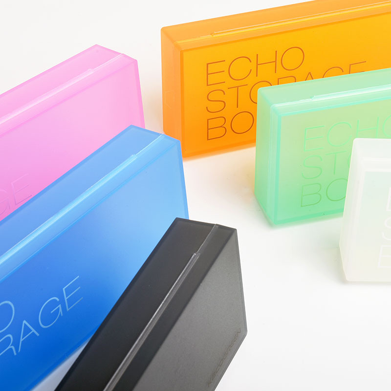 Футляр для ручок KACO ECHO stationery storage box Інший ракурс