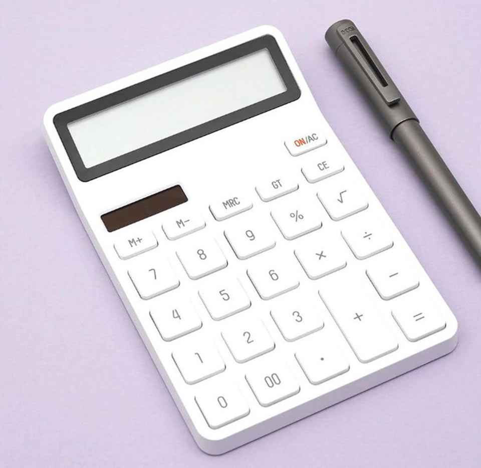 KACO Lemo Calculator крутий дизайн