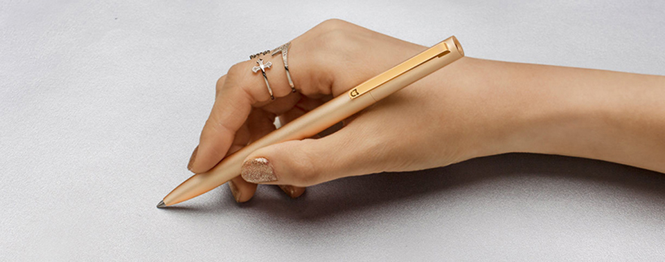 Mijia Pen Gold елегантна