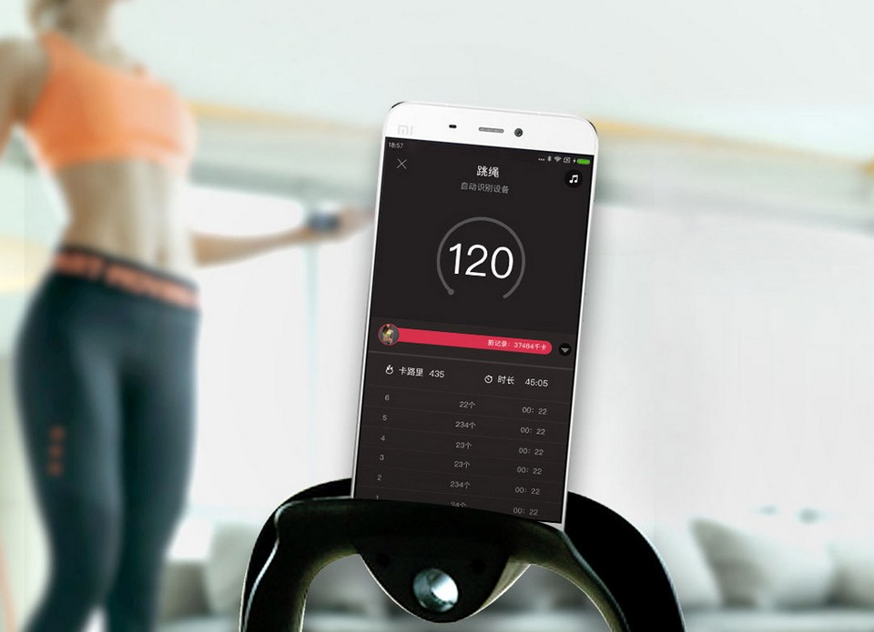 mijia move it fitness set