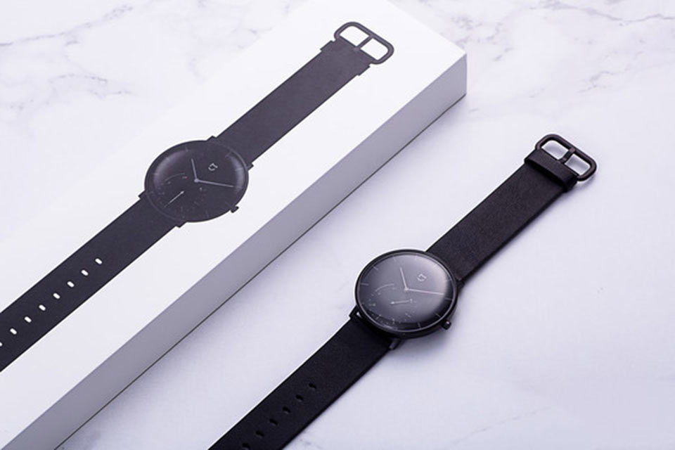 MiJia Quartz Watch упаковка