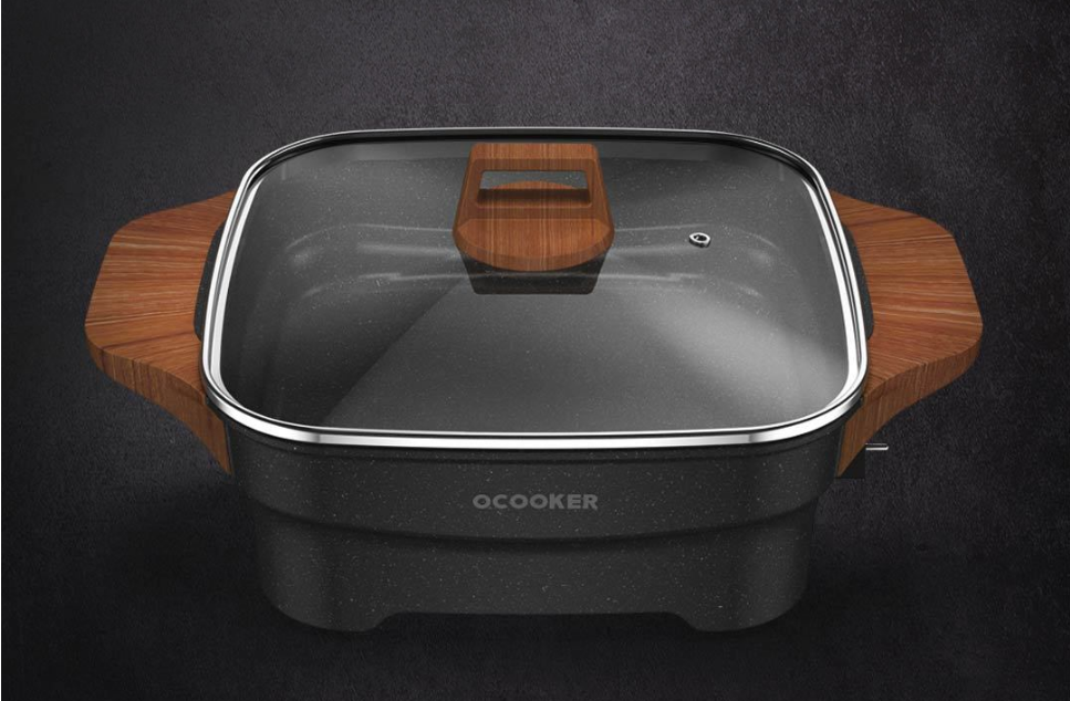 Ocooker Kitchen Multi-functional Hot Pot