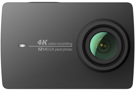 YI 4K Night Black International Edition екшн камера